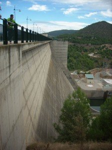 The Hydrographic Confederation of the Ebro designates Smart Engineering for the evaluation of the concrete at Rialb's dam