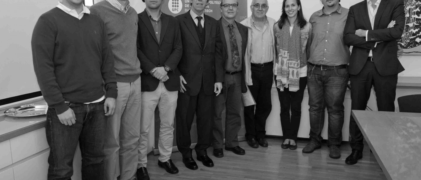 Smart Engineering se constituye como Spin-off de la Universidad Politécnica de Cataluña (UPC – BarcelonaTech)
