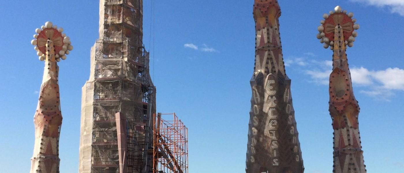 Smart Engineering col·labora amb la Junta Constructora de la Sagrada Família en la construcció de la torre de Jesús