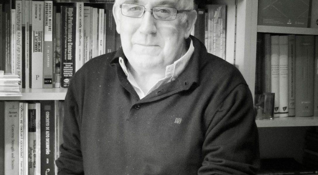 Appointment as professor emeritus of the UPC of Antonio Aguado
