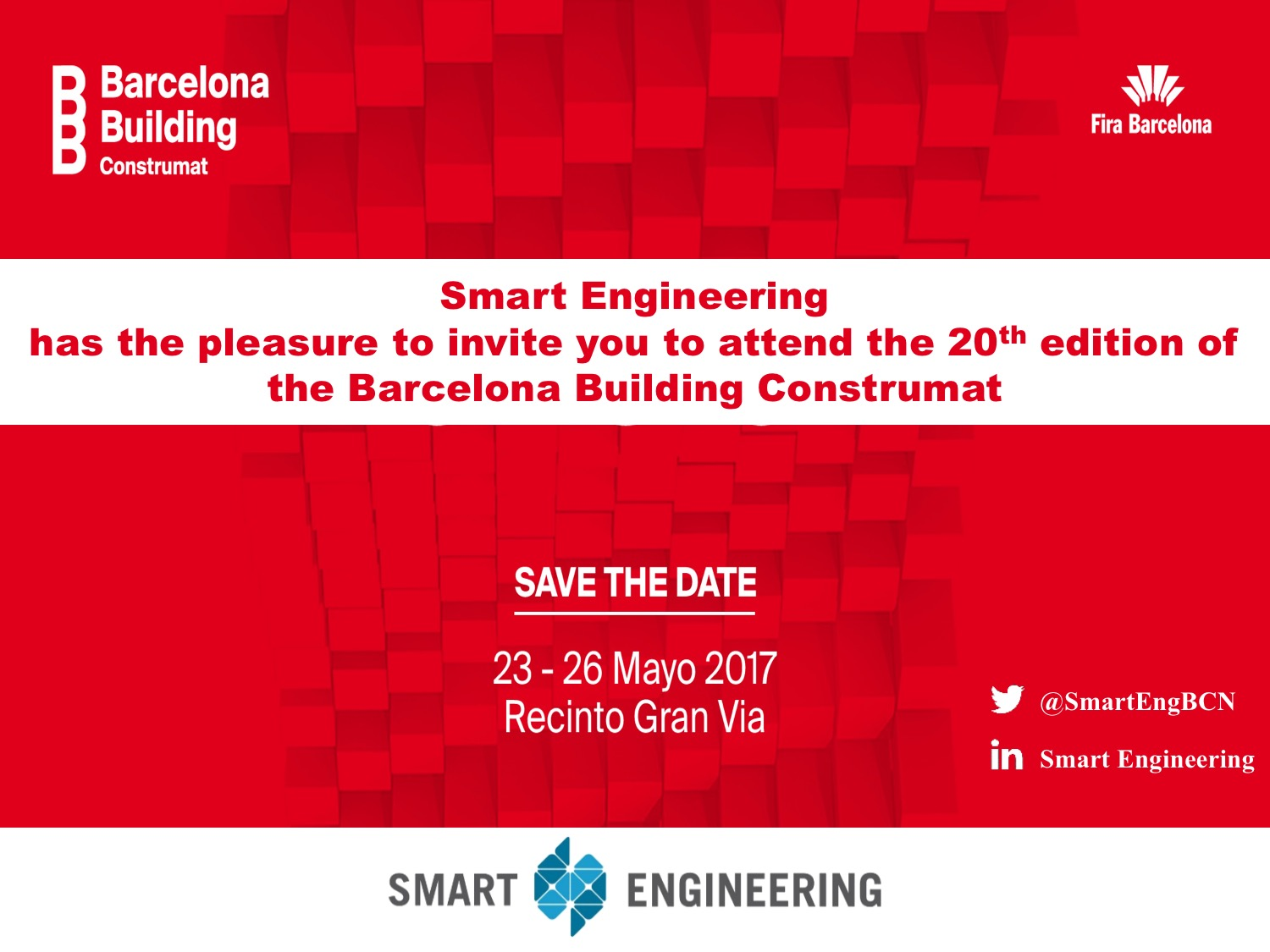 Smart Engineering participa en el 20è BBConstrumat