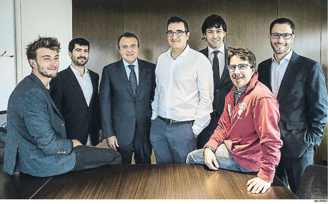 "Smart Engineering in ""Encuentros en La Vanguardia"""