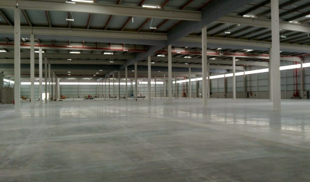 rimsa and Smart Engineering collaborate in the field of fibre-reinforced concrete industrial floors